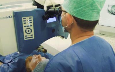 Lézeres szemműtétek